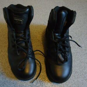Magnum Stealth Force 6.0 CT Safety Black Boot UK 6