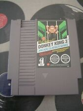 NES Donkey Kong 3 (game only) PAL A