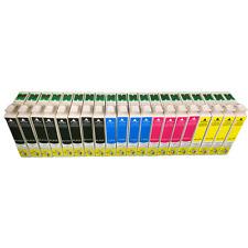 Druckerpatronen für EPSON Workforce WF2760DWF 20x Patronen