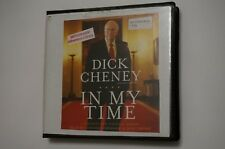 2011 Audio Book  on CD, IN MY TIME by Dick Cheney, GEORGE W. BUSH