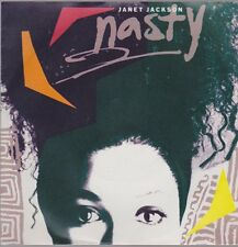 """7"""" Janet Jackson Nasty / You`ll Never Find 80`s A&M Record Soul"""