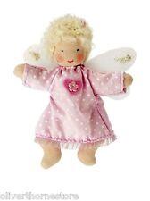 Cute Käthe Kruse Waldorf I Love You Plush Doll Fairie Fairy NEW