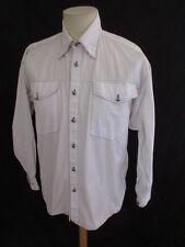 Chemise Versace Blanc Taille S à - 79%