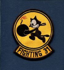 Original VF-31 VFA-31 TOMCATTERS US NAVY F-14 TOMCAT F-18 HORNET Squadron Patch