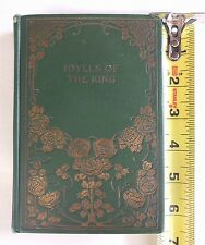 Tennyson Idylls of the King - Henry Altemus Company Vintage Old Collectible Book