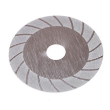 "100mm 4"" Carbon Steel Diamond Coated Grinding Disc Rotary Cutting Cut Off Whee X"