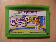 Pet Pals 2 Game for Leapfrog Leappad 3 & Ultra & Platinum & Leapster Explorer