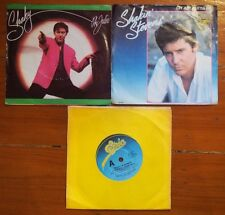 3x Singles, Shakin' Stevens - Oh Julie, Cry Just a Little Bit, Rockin' Good Way