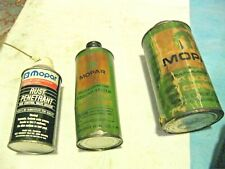New ListingMopar Vintage Product Can Lot Of 3 / Dodge Plymouth Desoto Chrysler Imperial Ram