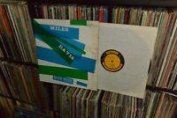 Miles Davis Rare Jazz LP Orig Mono DG RVG,W.56th st NYC Prestige 7054 1956 EX