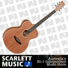 Tanglewood TW-UF Union Series Folk Acoustic Guitar with Solid Mahogany Top