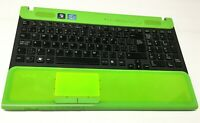 PALMREST W/ KEYBOARD ENGLISH&FRENCH &TOUCHPAD FOR SONY VAIO PCG-71713L-TESTED- A