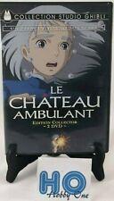 DVD - Le château ambulant - Edition collector - Ghibli - Miyazaki - Comme NEUF