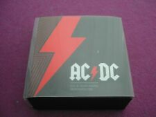 More details for 2021 ac/dc 1oz silver frosted coin gift box set.