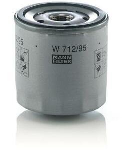 Mann-filter Oil Filter W712/95 fits VW GOLF MK VII BA5,BV5 1.4 TSI