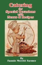 Catering for Special Occasions with Menus & Recipes-ExLibrary
