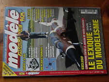 $$w Revue modele magazine n°715 Plan encarte Quad-9  mx-16 HoTT  Yak 54 Carbon-Z