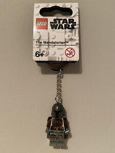 LEGO Star Wars The Mandalorian Keyring (6337416) *BRAND NEW*
