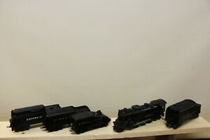 Lionel 2028 Locomotive and Tender and Assorted Tenders