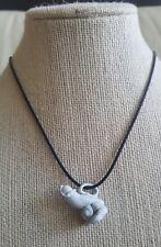 Ancient Roman Empire Phallus Amulet Evil Eye Talisman Pendant Charm Necklace
