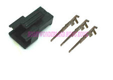 JST 2.5 SM 3-Pin Male Connector Housing Plug with male crimp terminal x 30 SETS