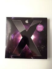 New (Sealed) - Mac OS X 10.5.6 Leopard