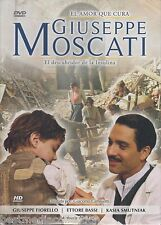 Giuseppe Moscati DVD 2 Disc Caja Delgadita* DESCUBRIDOR DE LA INSULINA Brand New