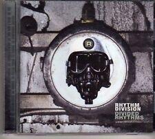 (CJ738) Rhythm Division, Divided Rhythms - 2002 CD