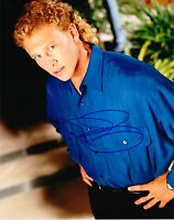 IAN ZIERING SIGNED 8X10 PHOTO AUTHENTIC AUTOGRAPH BEVERLY HILLS 90210 COA B