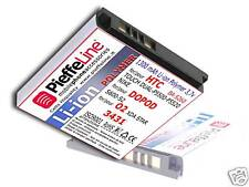 Batteria BA S260 1300mALi-Poly per HTC TOUCH DUAL P5500