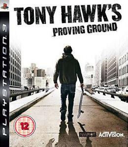 Tony Hawk's Proving Ground PS3 *in Good Condition*