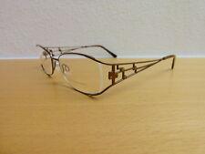 Original Charmant Titanium Glasses, Titanium Perfection, Ch 10843 Brass 51