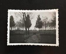 Foto Wk2 deutscher Heldenfriedhof Bouillon Ville