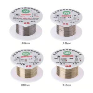 Fil Molybdène 100 m séparateur écran lcd 0,05/0,06/0,08/0,1mm