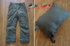 NWT! Arcteryx LEAF Atom LT Pant Large Packable Insulated   Beta/Zeta/Alpha/Gamma