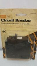 Crouse Hinds Vintage Sears 20amp Circuit Breaker N.O.S