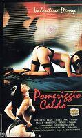 Pomeriggio Caldo (1992)  VHS Center Video Valentine Demy Allen Cort