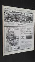 Rivista Il Collezione Francese N° 247 Luglio-Agosto 1987 Be