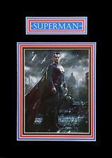 Superman Henry Cavill Original Autograph