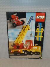 LEGO® Bauanleitung Technic 854 Go-Kart ungelocht instruction B1747