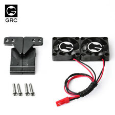 GRC TRX-4  Radiator Cooling Twin Fans For Traxxas TRX-4 DEFENDER #GAX0082B