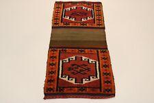 Feiner Nomaden Ghashghari Perser Teppich Orientteppich 1,50 X 0,65