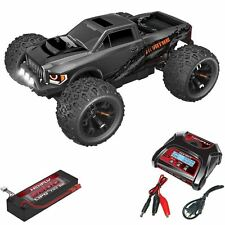 Redcat TR-MT10E MT RTR 1/10 Brushless GunMetal w/ 5800mah Lipo Battery & Charger