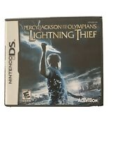 Percy Jackson and the Olympians: The Lightning Thief (Nintendo DS, 2010)