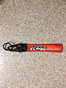 Ktm Lanyard Keyring keychain Key fob OHLINS RALLIART MOTUL JDM EXC SX SMC RC