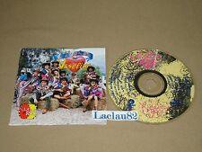 Onda Vaselina La Banda Rock 1993 Melody Cd Ov7 RARE Press Mexican