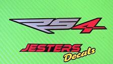 RS4 50 Aprilia Seat Unit Logo Sticker Decal Ref#263