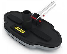 Poolmaster Stanley® DLX Swimming Pool Vinyl Liner Vacuum Head Cleaner