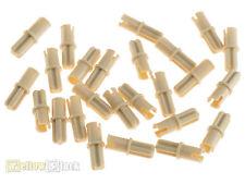 25x LEGO ® Technic 3749 pin connettore croce COLORI SABBIA BEIGE TAN NUOVO