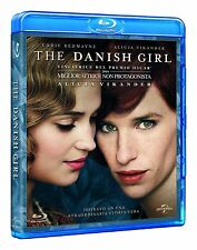 Blu Ray THE DANISH GIRL - (2015) *** Contenuti Speciali *** ....NUOVO